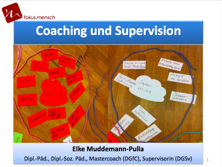Thumpnail Coaching und Supervision